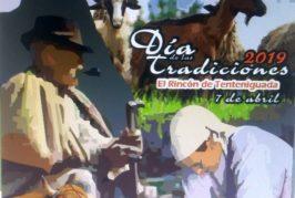 El Día de las Tradiciones 2019 del Rincón de Tenteniguada se celebra el 7 de abril