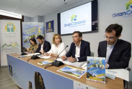 La IV Feria de Turismo Activo de Valsequillo muestra la diversificación turística de Gran Canaria