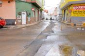 Valsequillo sigue mejorando la red de saneamientos del municipio