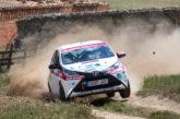Valsequillo está presente en el Campeonato de España de Rallyes de Tierra