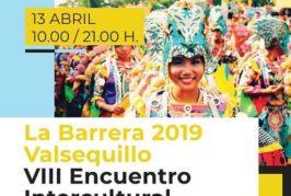 El Encuentro Intercultural de La Barrera-Valsequillo es uno de los eventos con mayor participación de países en Canarias