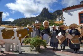 El Rincón de Tenteniguada lleva una década rescatando tradiciones y costumbres canarias