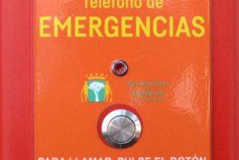 Valsequillo instala un botón de emergencias para hablar con la Policía Local