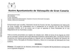 """Asamblea Valsequillera: """"El Ayuntamiento ha pagado 312.000€ en gastos judiciales por el conflicto del servicio de limpieza"""""""
