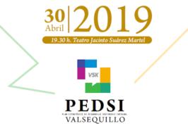 Consulta el programa del martes 30 de abril del Plan Estratégico de Desarrollo Sostenible Integral (PEDSI) de Valsequillo de G.C.
