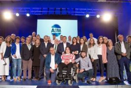 ASBA llena el aforo en la presentación de su candidatura en Valsequillo
