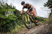 200 ciclistas participaron en la XC Roque Saucillo en Valsequillo
