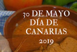 Pellas y Mojos Canarios serán protagonistas el Día de Canarias en Valsequillo