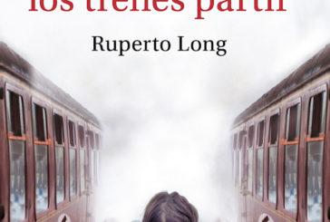Ruperto Long presenta en la Casa de Colón su libro 'La niña que miraba los trenes partir'