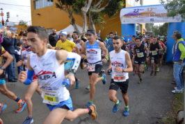 340 corredores disfrutaron de la III Trail Las Vegas en Valsequillo
