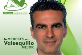 Asamblea Valsequillera presenta a su candidato Juan Carlos Hernández Atta y su proyecto
