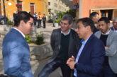 El alcalde de Valsequillo criticó a Fernando Clavijo por su «visita electoralista» el Día de la Fresa