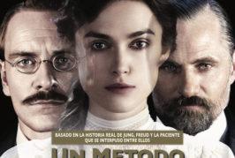 La Biblioteca Insular proyecta el filme 'Un método peligroso', del canadiense David Cronenberg