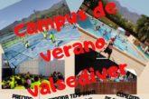 Vuelve el Campus de Verano «Valsediver»