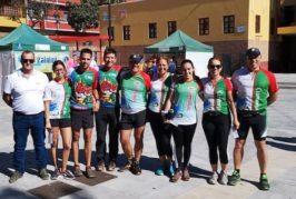 La carrera de orientación «Valsequillo City Race» se disputó el pasado domingo