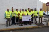 14 vecinos de Valsequillo comienzan a trabajar en el consistorio a través del Plan de Empleo Social