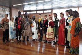 Ingenio da la bienvenida a los países que participan en el XXIV Festival Internacional de Folclore de Ingenio