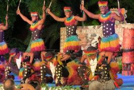 Clausurada brillantemente la XXIV edición del Festival Internacional de Folclore de Ingenio