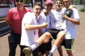 El Lomitos de Correa juvenil de Valsequillo se proclama campeón de la Copa Presidente de Petanca de Gran Canaria