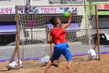 200 personas participan en los deportes de la 24ª edición del Arena Plaza en Valsequillo