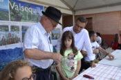 Los talleres de artesanía regresan un verano más a la Plaza de Tifaritti en Valsequillo