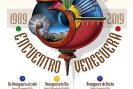 El Encuentro Veneguera celebrará su treinta aniversario del 20 al 22 de septiembre