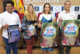Las Fiestas de la Cuevita de Artenara no contarán por vez primera con espectáculo pirotécnico