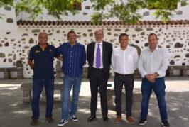 Valsequillo y el Club Baloncesto Gran Canaria crean una escuela de iniciación