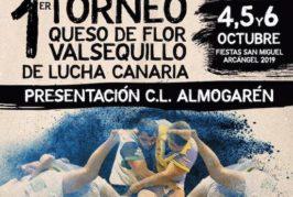 El Club de Lucha Almogarén presenta su nuevo equipo en el marco de las Fiestas de San Miguel