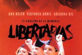 La Casa-Museo León y Castillo proyecta el filme 'Libertarias', de Vicente Aranda, dentro del ciclo 'Mujeres en Guerra'