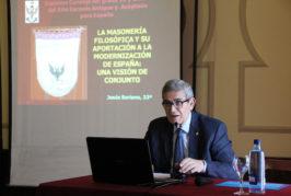 La Casa-Museo León y Castillo de Telde revisa la contribución de la masonería a las libertades civiles en España
