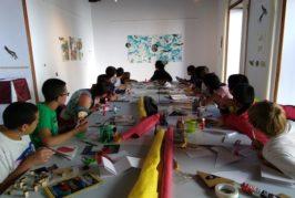 El Centro de Artes Plásticas del Cabildo impulsa tres talleres artísticos gratuitos alrededor del cuento, la producción gráfica y el impulso erótico
