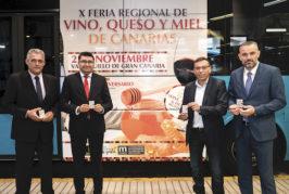 La X Feria regional de Vinos, Queso y Miel tendrá un dispositivo especial de GLOBAL