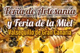 Valsequillo celebra la Feria de Artesanía y Miel