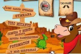 Llega a Valsequillo el Cow's Poop Festival