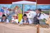 Valsequillo dedica una jornada a la «Variá» y recogida de la almendra