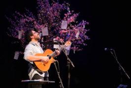 El cantautor madrileño César Rodríguez ocupa la Casa-Museo León y Castillo de Telde