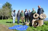 La Asociación de la Almendra recibe un lote de Cocoon en Valsequillo