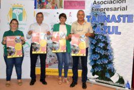 Valsequillo celebra su XII Feria Empresarial coincidiendo con la del Vino, Queso y Miel