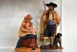 Coleccionistas canarios muestran sus mejores belenes navideños en el Museo Antonio Padrón de Gáldar