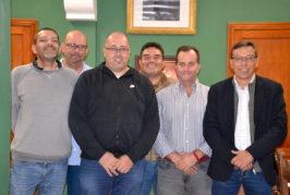 Valsequillo entrega las subvenciones a las entidades deportivas del municipio