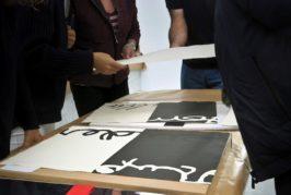 El artista Javier Abad Alonso gana la 17º edición del concurso de obra gráfica convocado por el Cabildo de Gran Canaria