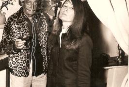 La Casa-Museo León y Castillo reconoce la trayectoria de la veterana pintora Yolanda Graziani