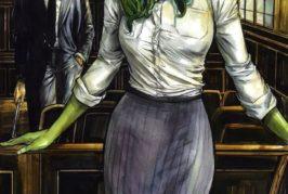 El Club del Cómic de la Biblioteca Insular nos invita a conocer a la Jennifer Walters, 'Hulka', de Mariko Tamaki