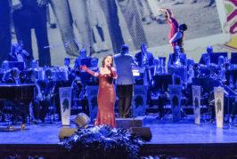 """Olga Cerpa y Mestisay presentan en Nueva York, junto a la Banda Sinfónica Municipal de Las Palmas, su nominado """"Vereda tropical"""""""