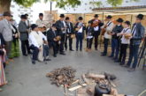 Valsequillo acoge el Encuentro Regional de Ranchos de Ánimas y Pascua en la Iglesia de San Miguel