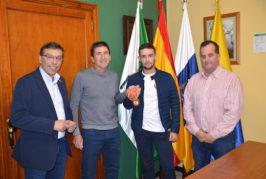 Valsequillo felicita a Chencho Yánez y Miguel Valderas
