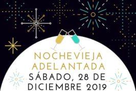 Nochevieja «adelantada» en Valsequillo