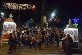 La Campaña de Navidad echa a andar en Valsequillo