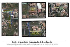 Valsequillo continúa con el plan de repavimentación de sus vías